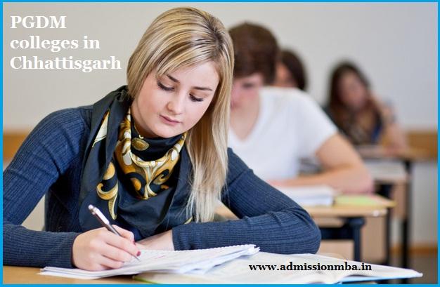 PGDM colleges Chhattisgarh
