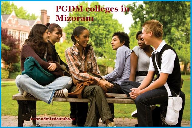 PGDM colleges Mizoram