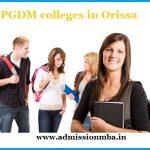 PGDM colleges Orissa