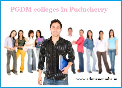 PGDM colleges in Puducherry