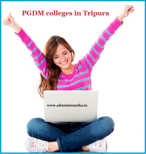 PGDM colleges Tripura