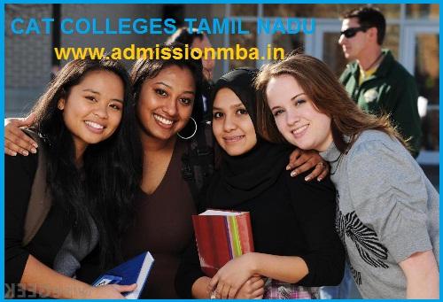 cat colleges Tamil Nadu