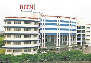 BITM Pune Admission 2020