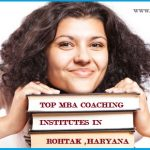 Top MBA Coaching Institutes in Rohtak