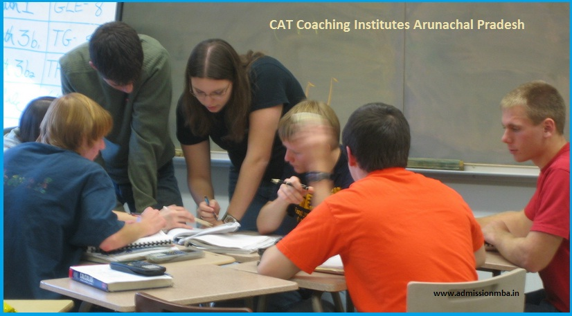 CAT Coaching Institutes Arunachal Pradesh