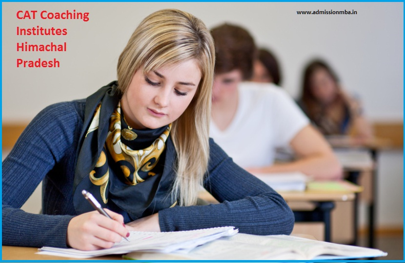 CAT Coaching Institutes Himachal Pradesh