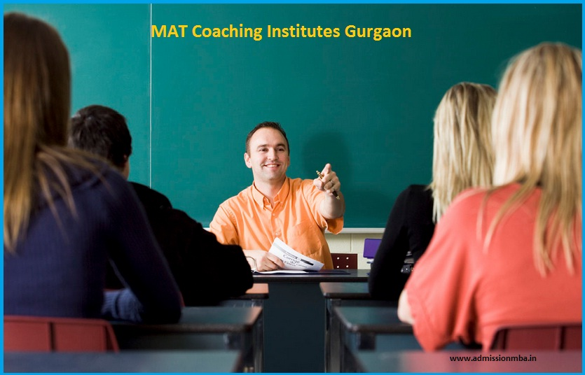 MAT Coaching Institutes Gurgaon