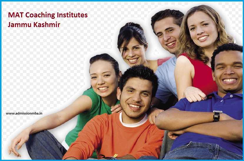 MAT Coaching Institutes Jammu Kashmir
