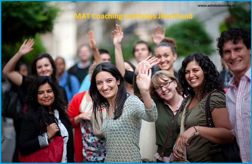 MAT Coaching Institutes Jharkhand