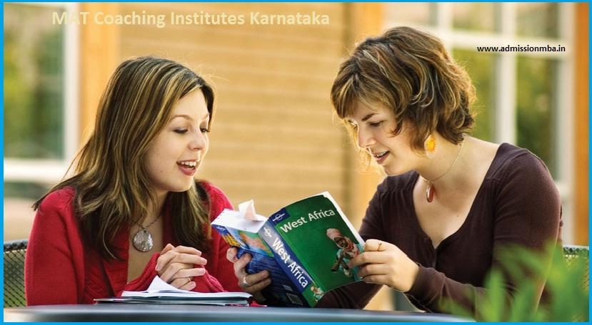 MAT Coaching Institutes Karnataka