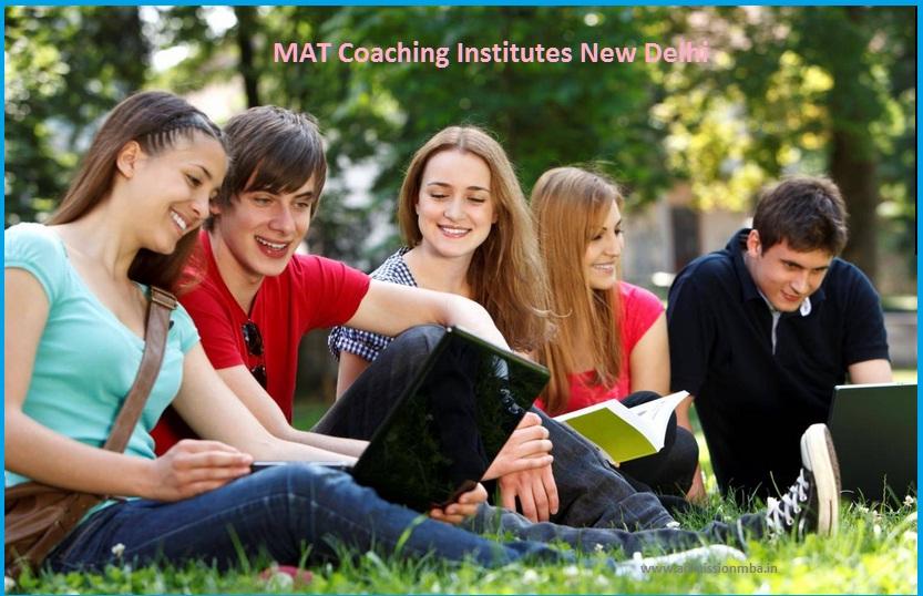 MAT Coaching Institutes New Delhi