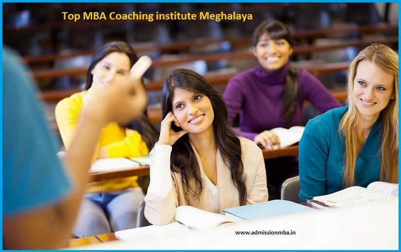 Top MBA Coaching institute Meghalaya
