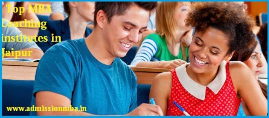 Top MBA Coaching Institutes in Jaipur