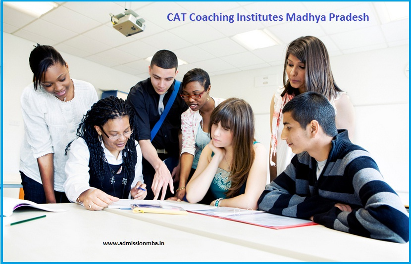 CAT Coaching Institutes Madhya Pradesh