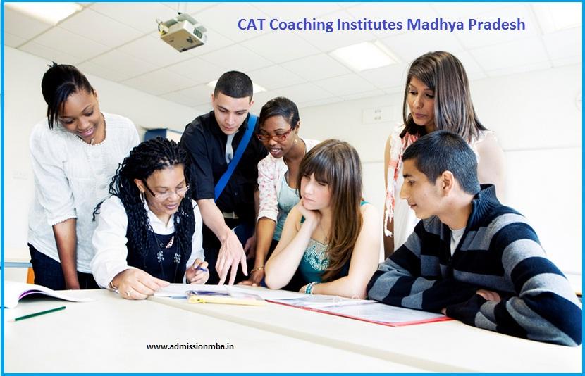 CAT Coaching Institutes Madhya Pradesh