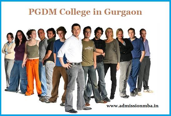PGDM Colleges Gurgaon