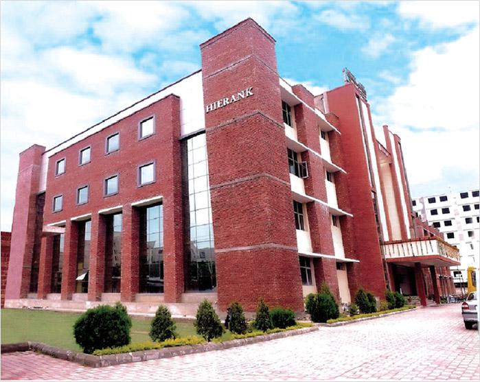Hierank Business School Admission 2020