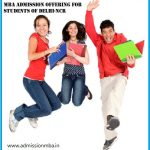 MBA Admission 2021 Opportunities for Students of Delhi - NCR