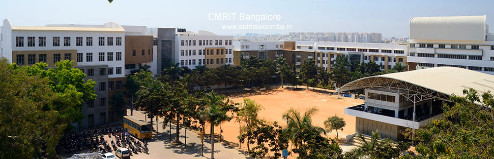 CMRIT Bangalore Admission 2020