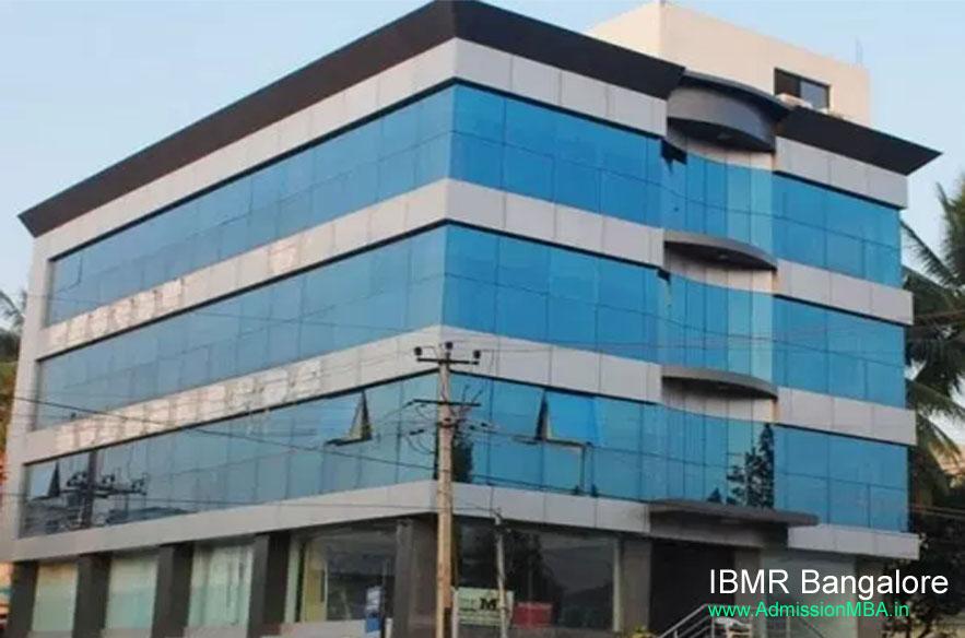 IBMR Bangalore Admission 2019
