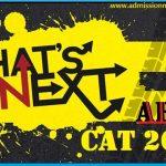 What after CAT 2015? Got Low CAT Scores