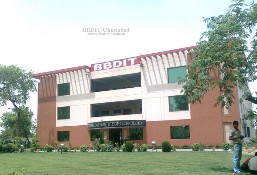 BBDIT Ghaziabad Admission 2019
