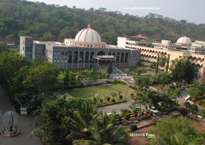 MITSOB Pune Admission 2019