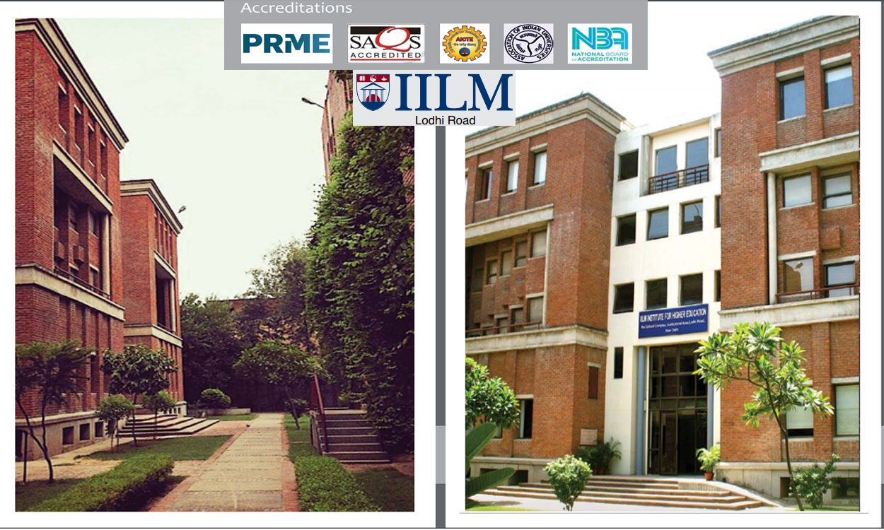 IILM Institute for Higher Education Lodhi Road New Delhi