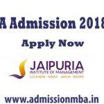 Post Graduate Diploma Management Jaipuria Indore