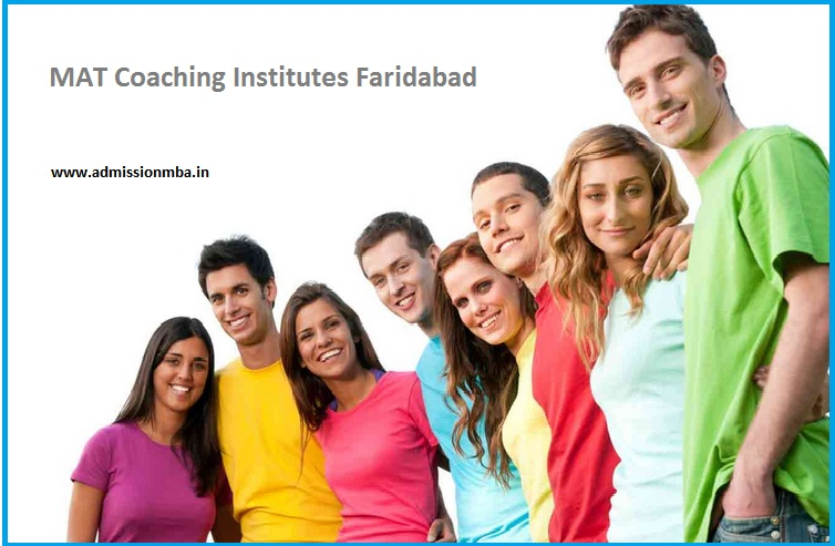 MAT Coaching Institutes Faridabad