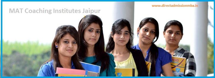 MAT Coaching Institutes Jaipur