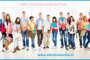 MAT Coaching Institutes Pune