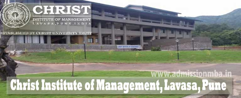 Lavasa, Pune, Christ-Institute of Management