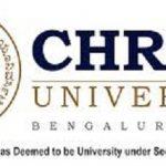 Christ University Bangalore, Admission, Course Fees