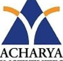 Post Graduate Diploma Management Acharya School of Management