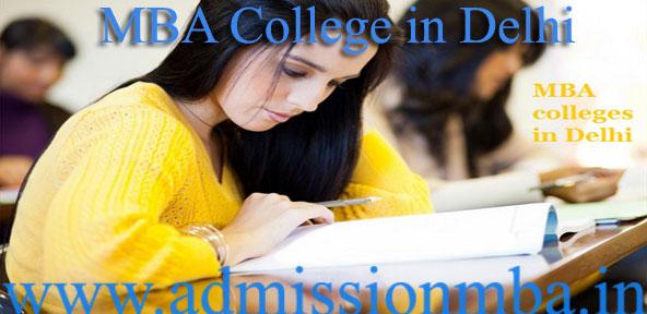 MBA Colleges Delhi