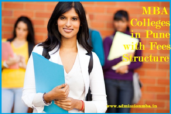 MBA Colleges Pune fee structure