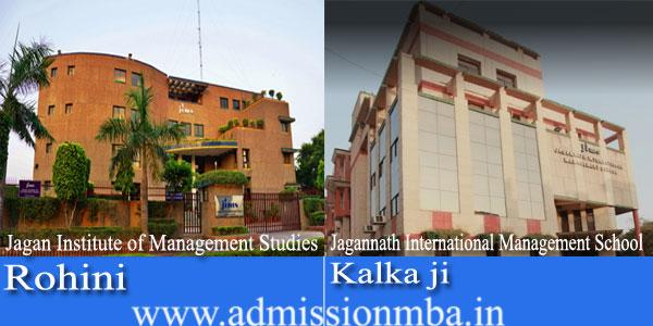 Jims Kalkaji Delhi Jagannath International Management School