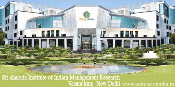 Sri-SIIM Vasant Kunj Campus