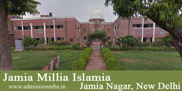 Jamia Millia Islamia Central University Delhi