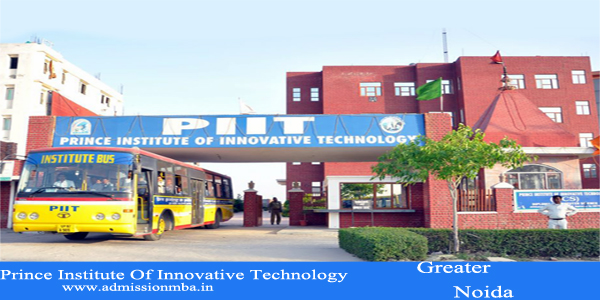 Prince Institute of Innovative Technology campus