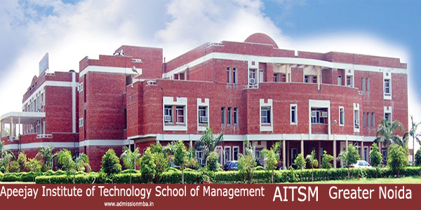 AITSM Greater Noida Campus