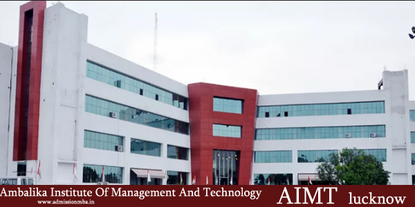 Ambalika Institute Of Management And Technology Campus