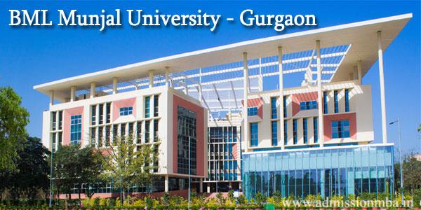 BML Munjal University Gurgaon