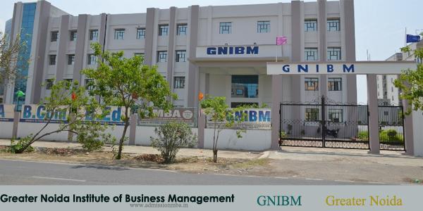 GNIBM Greater Noida Campus