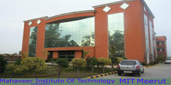 Mahaveer Institute Of Technology Campus