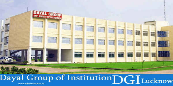 Dayal Group Of Institution Campus