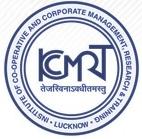 ICCMRT Lucknow logo