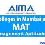 MBA/PGDM Colleges in Mumbai under MAT