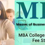 B-Schools in Delhi MBA or PGDM Fees 2021